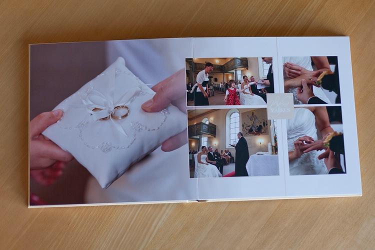 Hochzeitsalbum vom Hochzeitsfotograf - www.frankguder.de
