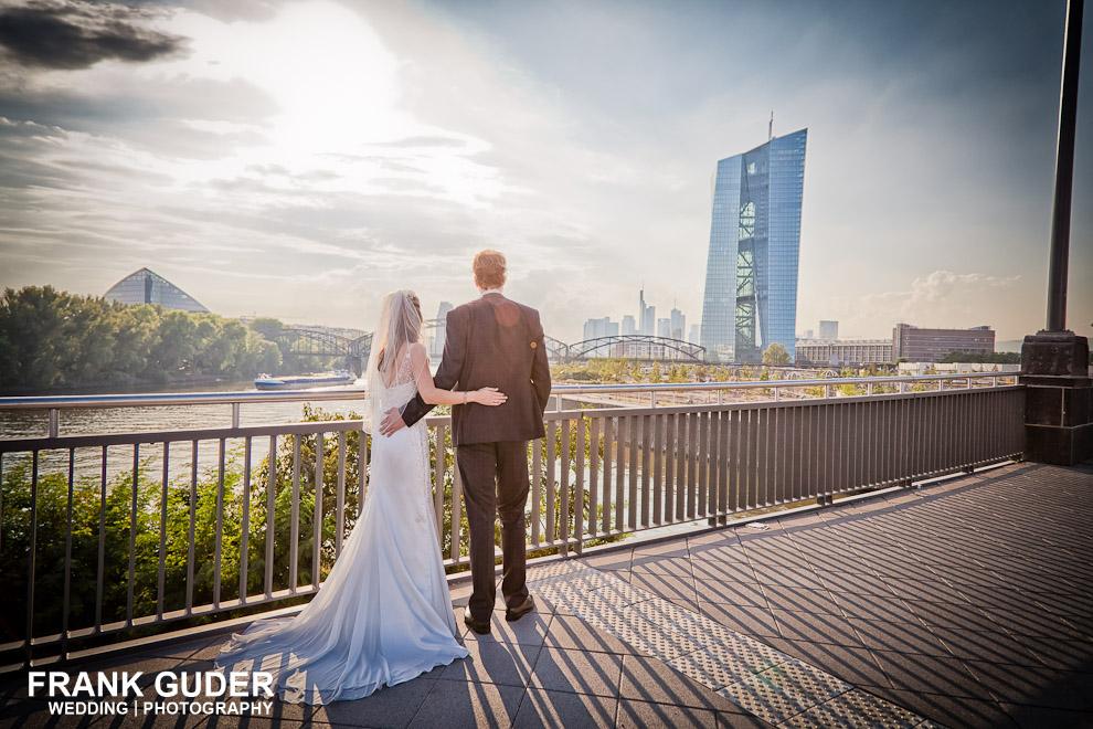 Hochzeitsfotograf Frankfurt Osthafen - www.frankguder.de