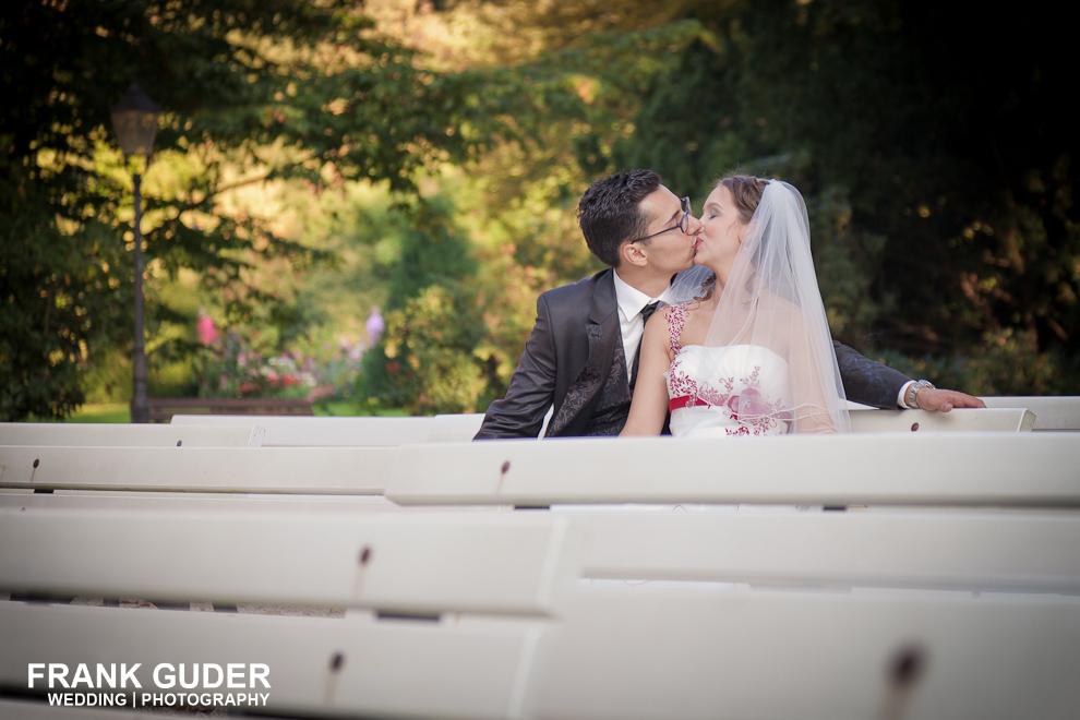 Hochzeits im Kurpark Golfhotel Bad Homburg – www.frankguder.de