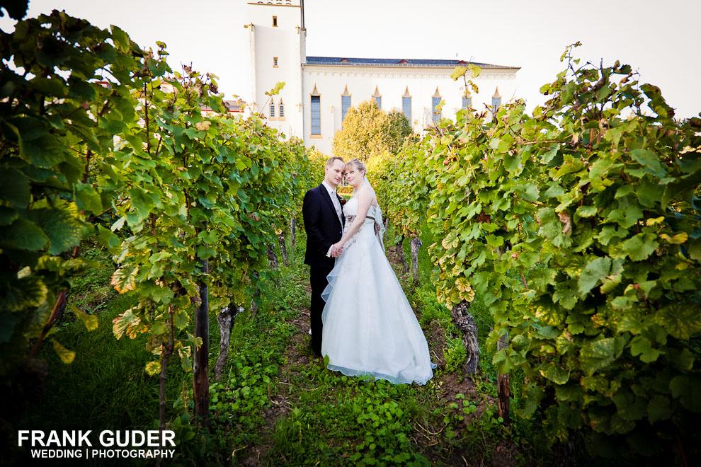 Hochzeitsfotograf Rheingau – Kloster Johannisberg - www.frankguder.de
