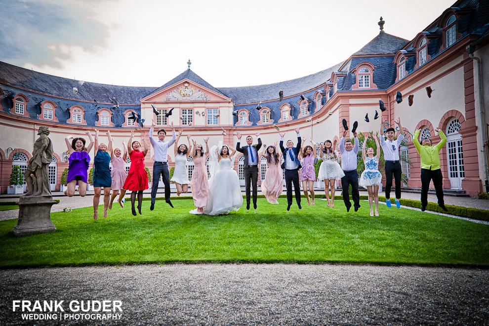 Hochzeitsfotograf Schlosshotel Weilburg – www.frankguder.de