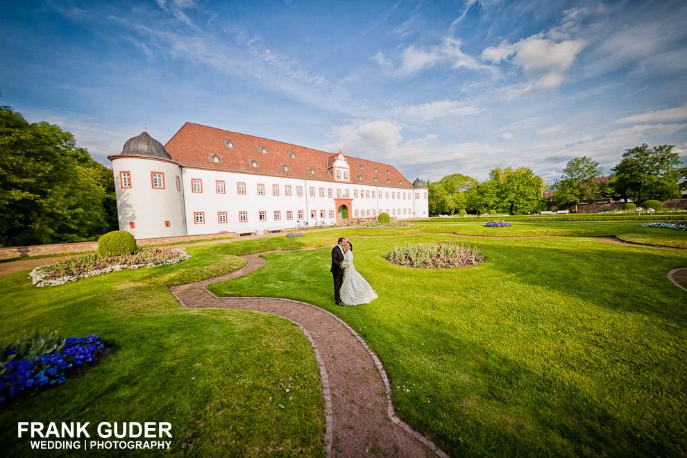 Hochzeits im Schloss Heusenstamm - www.frankguder.de