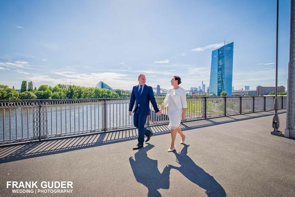 After-Wedding-Shooting Frankfurt Osthafen – www.frankguder.de