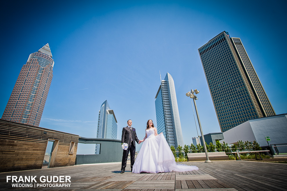 After-Wedding-Shooting in Frankfurt - www.frankguder.de