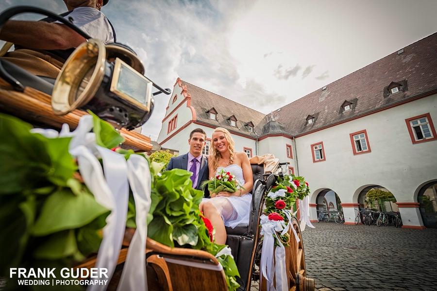 Hochzeitsfotograf Frank Guder im schloss heusenstamm