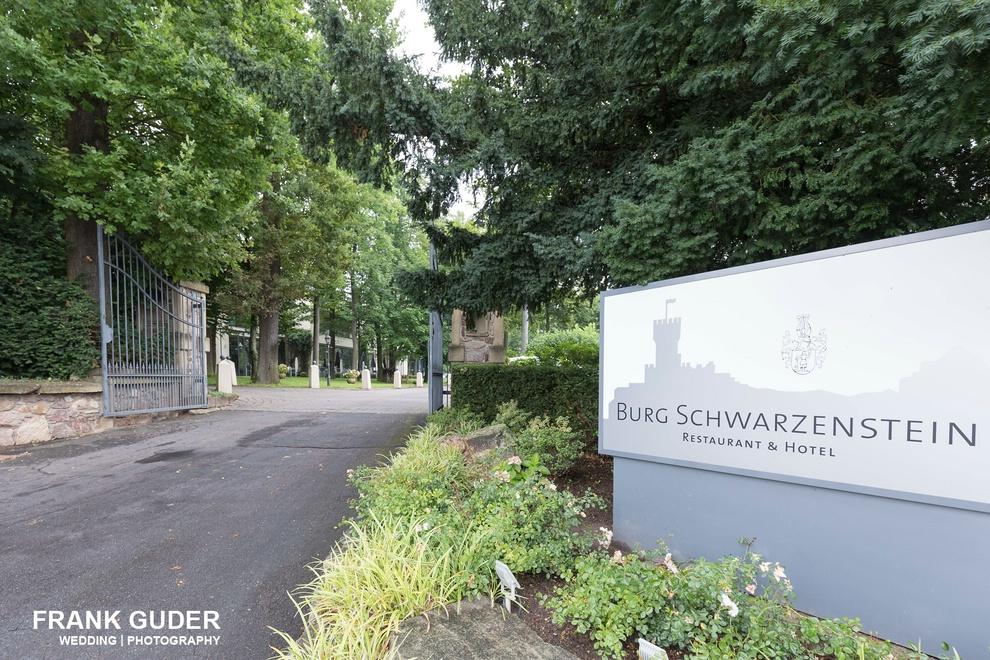 Hochzeitsfotograf Burg Schwarzenstein-Gebäude