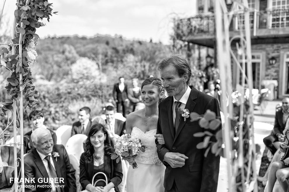 Hochzeitsfotograf Hofgut Georgenthal-Trauung
