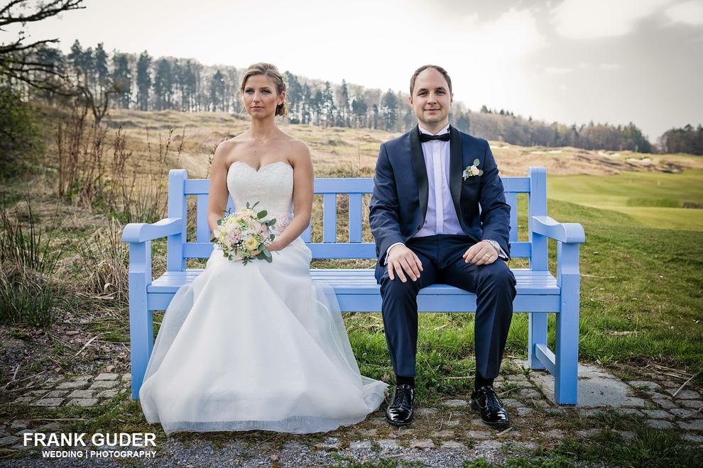 Brautpaar im Hofgut Georgenthal
