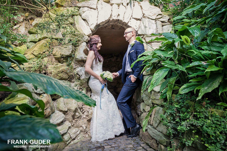 Hochzeitsfotograf Frankfurt-Hochzeit im Palmengarten