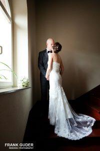 Braut mit Bräutigam