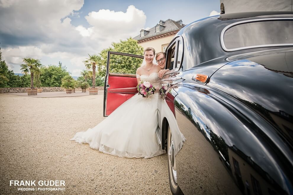 Hochzeitsfotograf Bad Homburg - Heiraten im weissen Saal