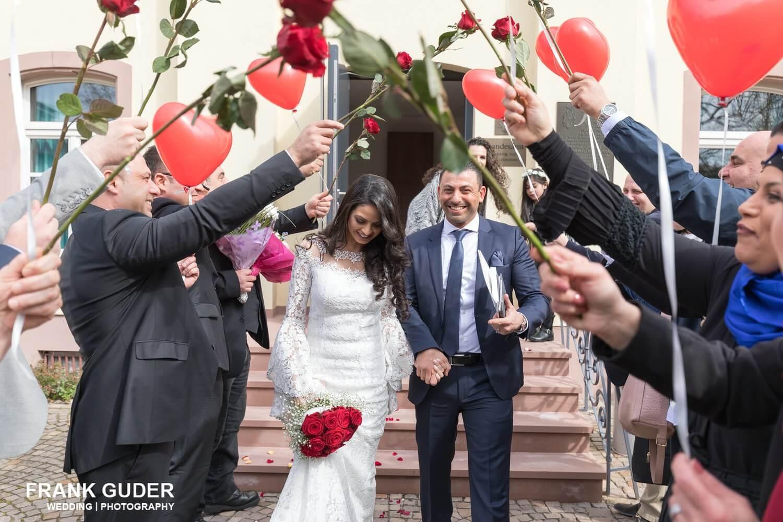 Heiraten in der Bansamühle Neu Isenburg